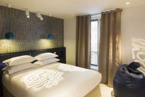 L'hôtel R de Paris