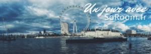 Hôtel en journée à Londres